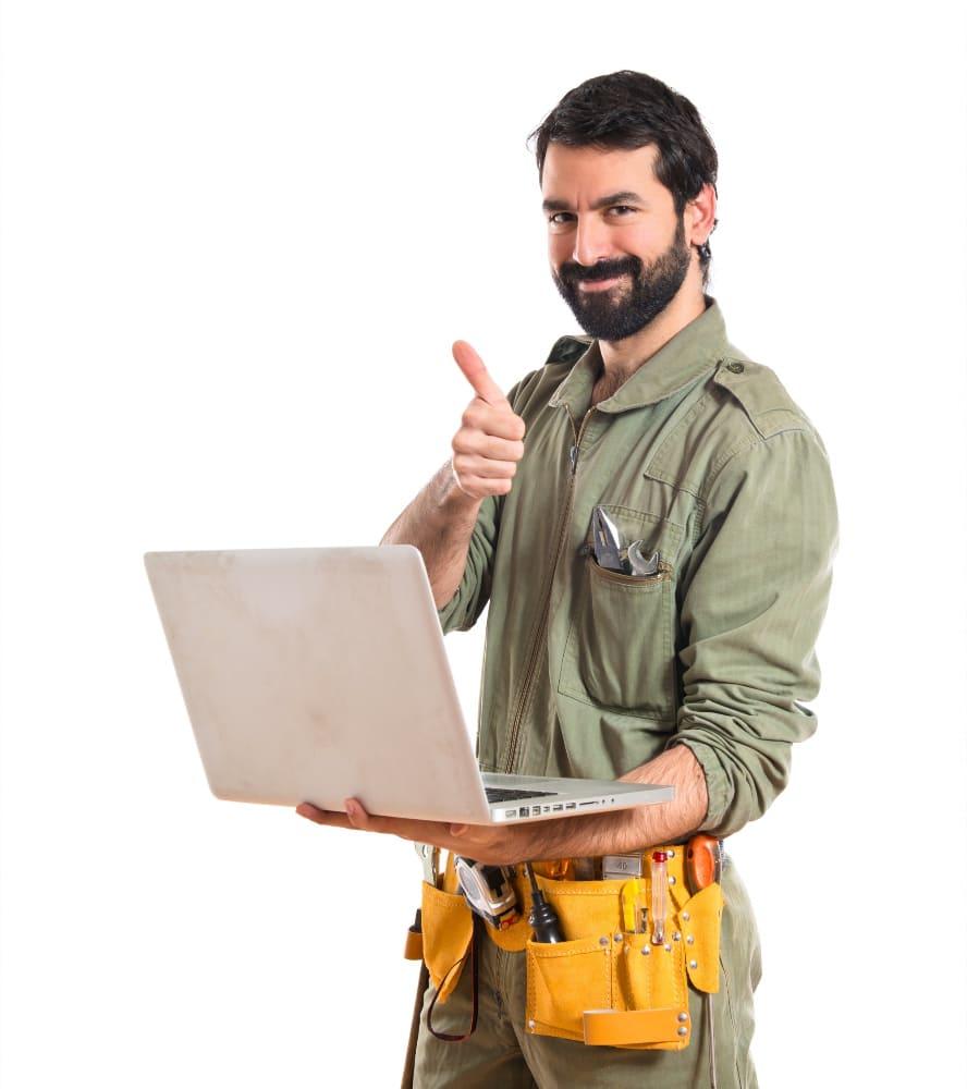 Reparación de ordenadores en Miraflores de la Sierra, portátiles con Windows y MAC