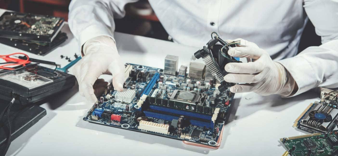 Reparación de ordenadores en Moralzarzal con desplazamiento gratuito