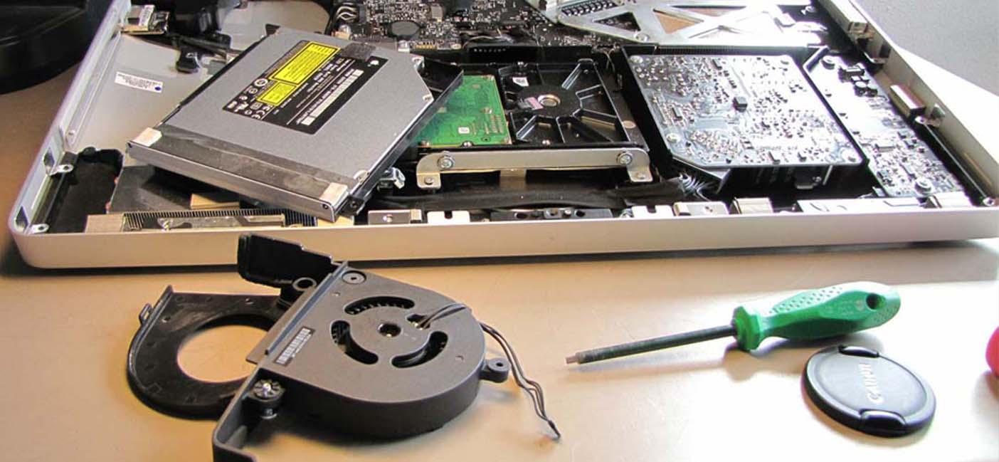 Reparación de ordenadores portátiles y all in one en Madrid