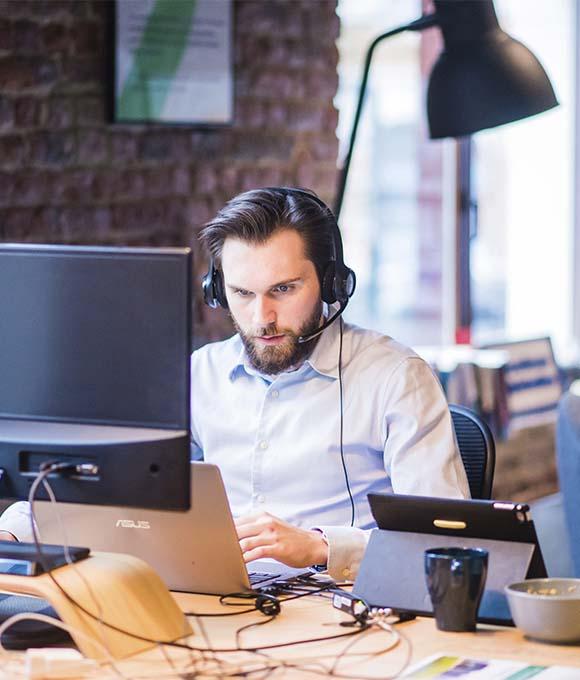 Servicios soporte informático remoto para empresa y particulares