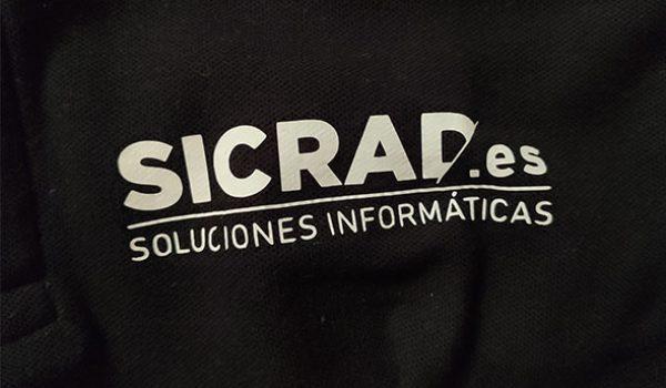 Logo Sicrad Informática, empresa de informática en Navacerrada, Madrid